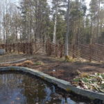 Smålandgärdsgård Pilgrimsträdgård