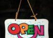 Öppnar!